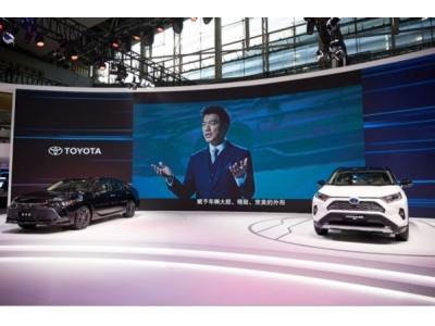 广州车展那么多猛料,为什么一汽丰田上了头条?