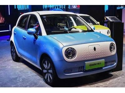 品质出众,欧拉iQ、R1亮相印度车展尽显自主风采